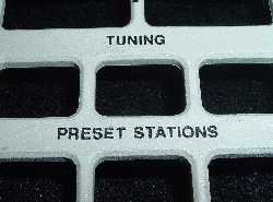 Silicone Pad Printing 2 lines at a time
