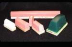 rectangular Silicone Print Pads